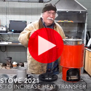 Rocket Stove 2021 - Pot Skirts