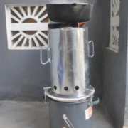 Paul Anderson TCHAR stove