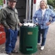 Fred & Lise Colgan, founders of InStove